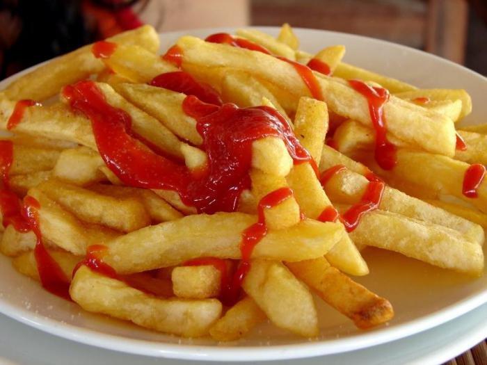 Как в домашних условиях сделать картошку фри в духовке рецепт