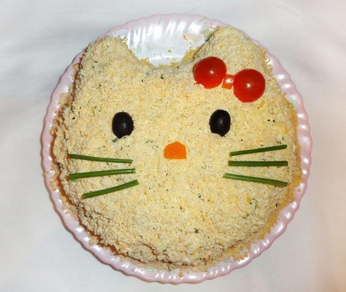 Салаты на день рождения ребёнку простые и вкусные рецепты