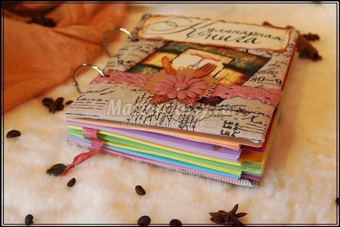 Как сделать книжку своими руками на подарок 3