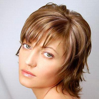 Фото женских причесок стрижки