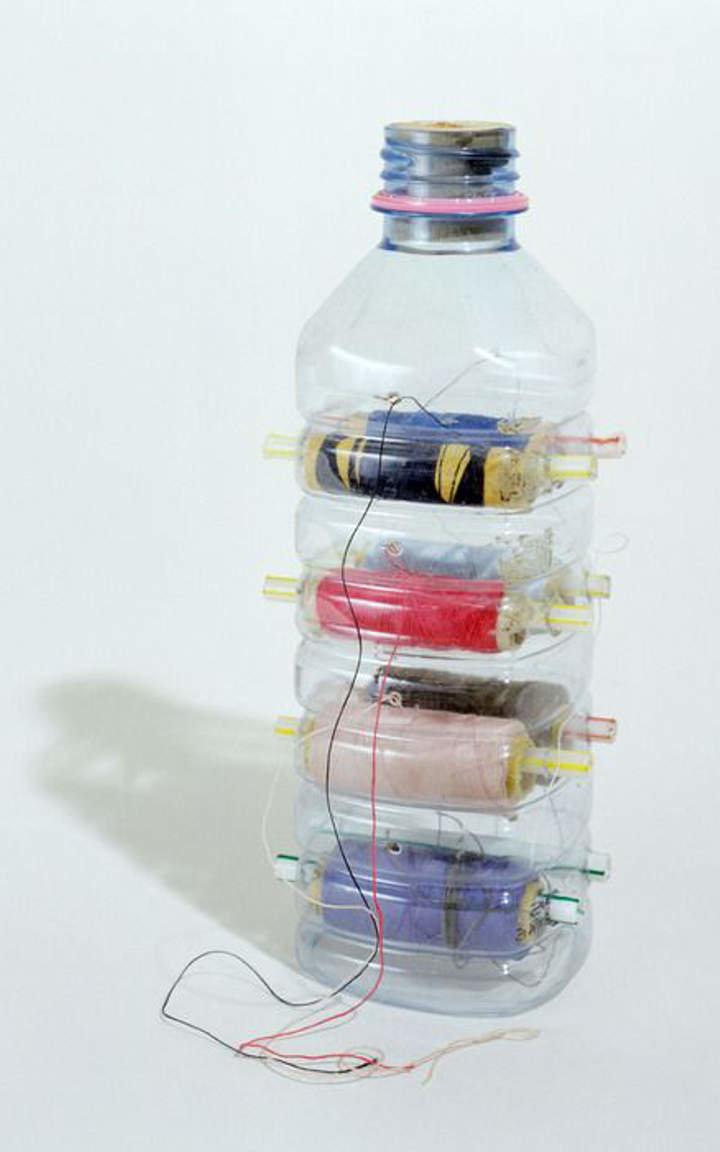 Вторая жизнь пластиковых бутылок 41