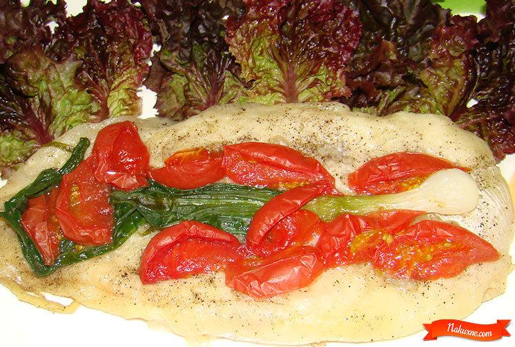 Филе пангасиуса как приготовить в духовке