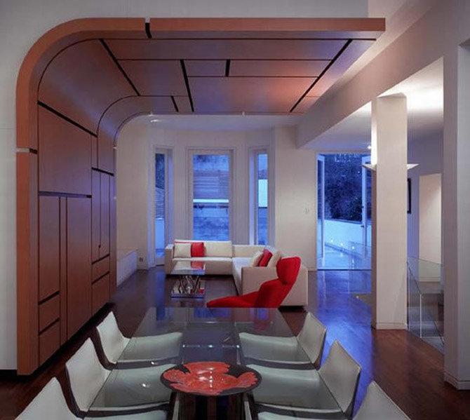 Фото необычный дизайн квартир в