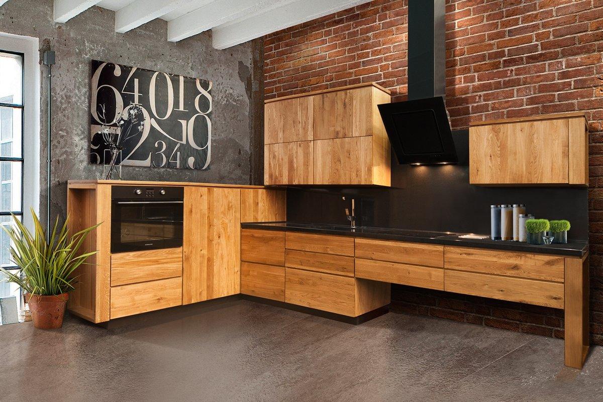 Кухонная мебель в стиле лофт своими руками 22