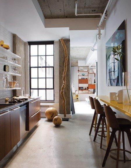 Интерьер кухни фото 2016 9м2