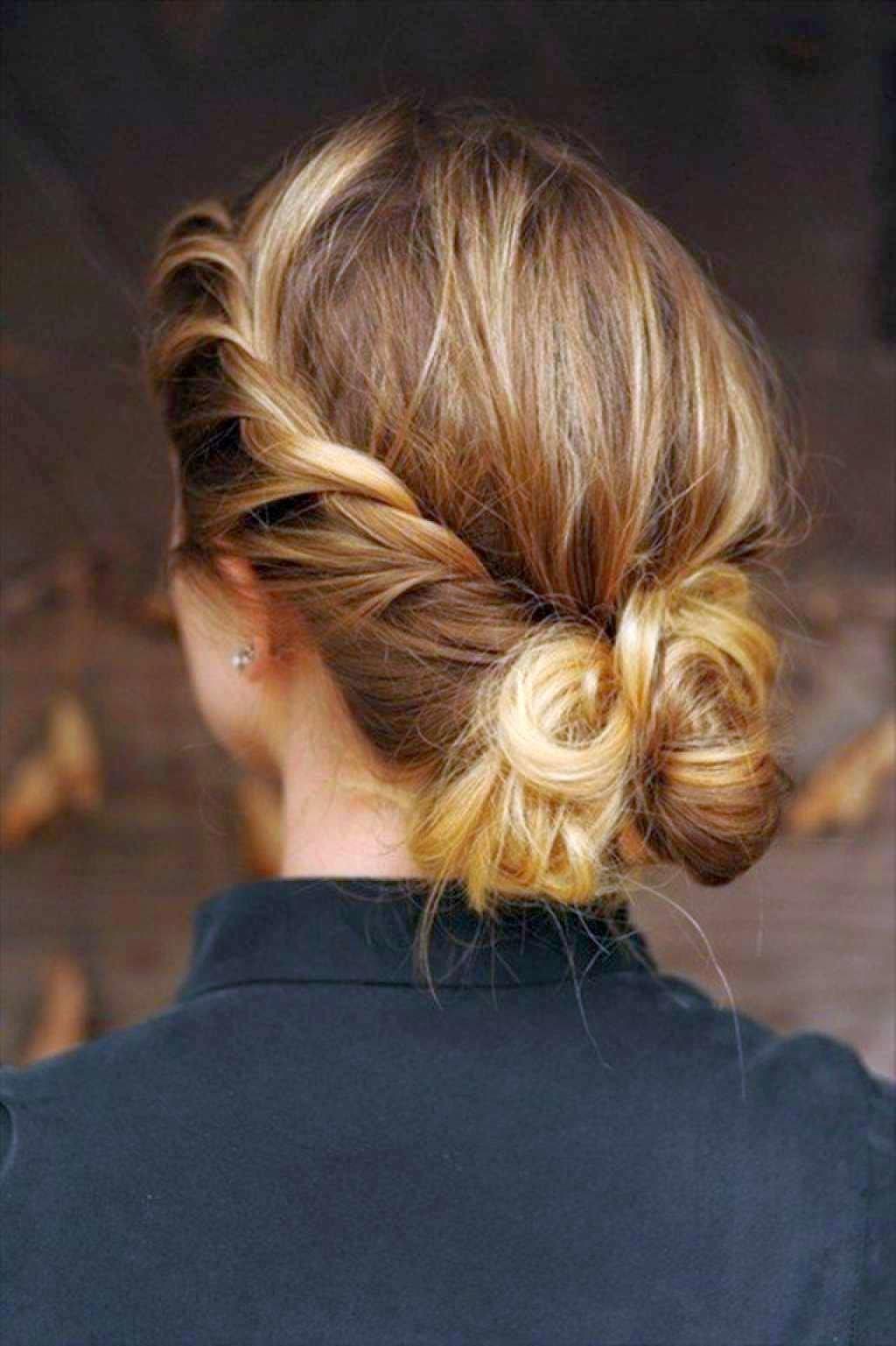 Прически для коротких волос все волосы забраны