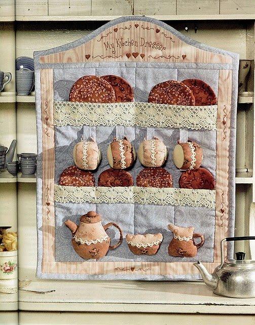 Мелочи для кухни своими руками мастер класс