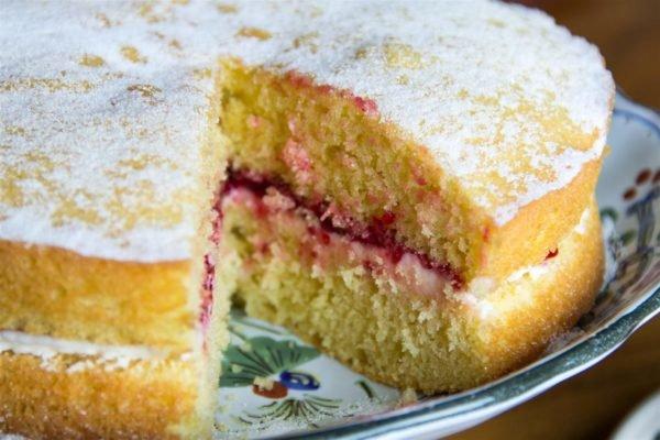Рецепт бисквитный торт с вареньем рецепт с пошагово