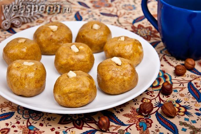 Рецепт индийской сладости ладу с фото