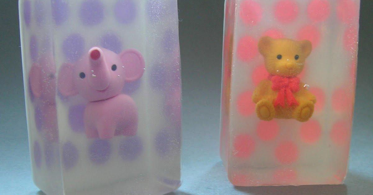 Мыло малыш своими руками 841