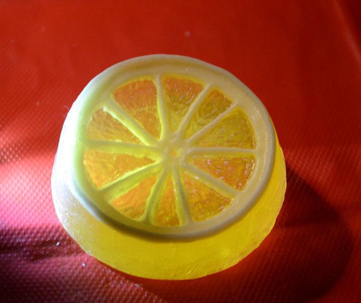 Мыло из лимона своими руками 19