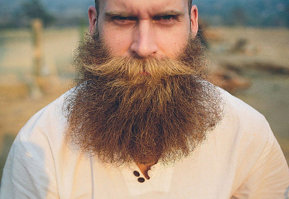 Почему не растут на бороде волосы