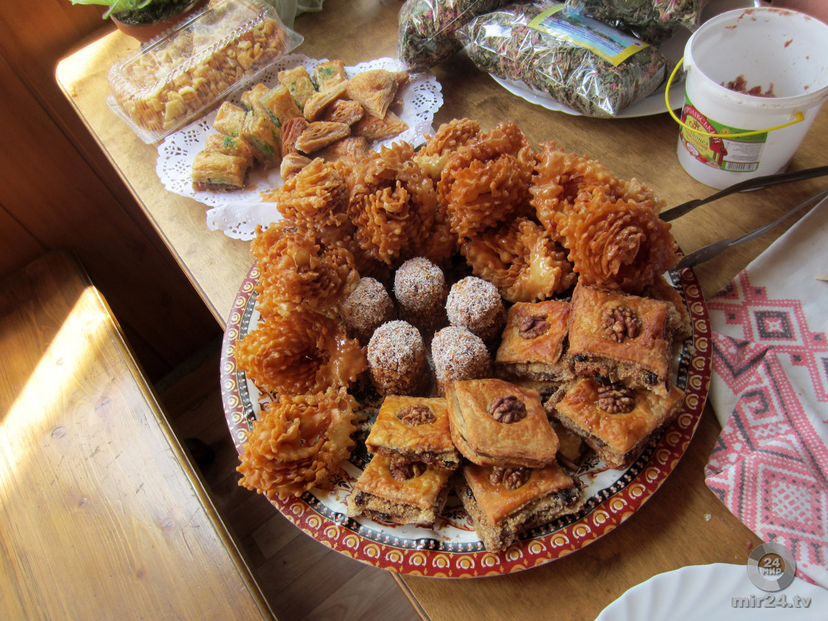 Фото блюд татарских