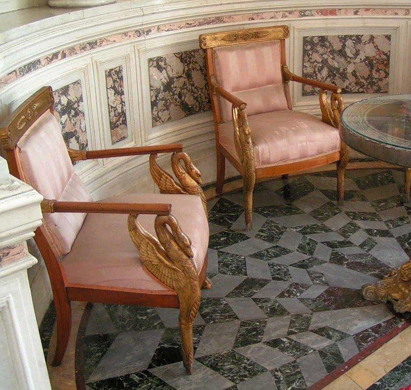 Мебель в стиле ампир своими руками 94