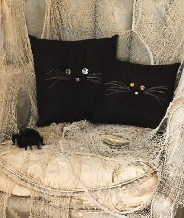 Коты в интерьере своими руками мастер класс 88