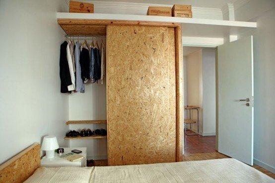 Идея для шкафа в спальню