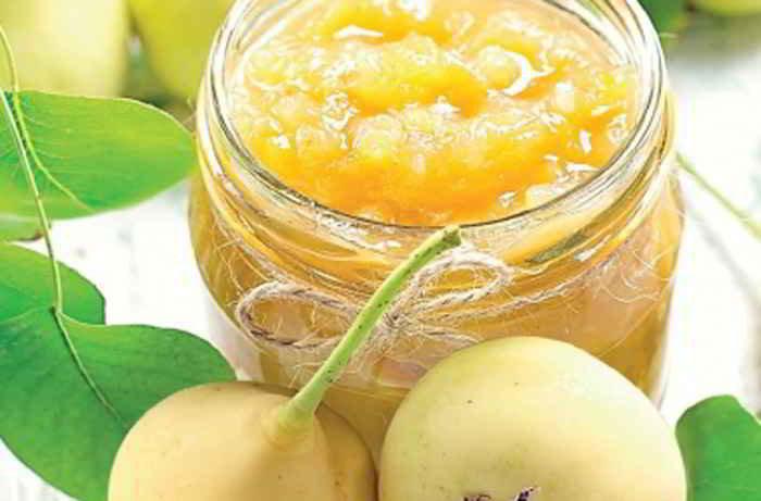 Яблочный джем с апельсином на зиму рецепты