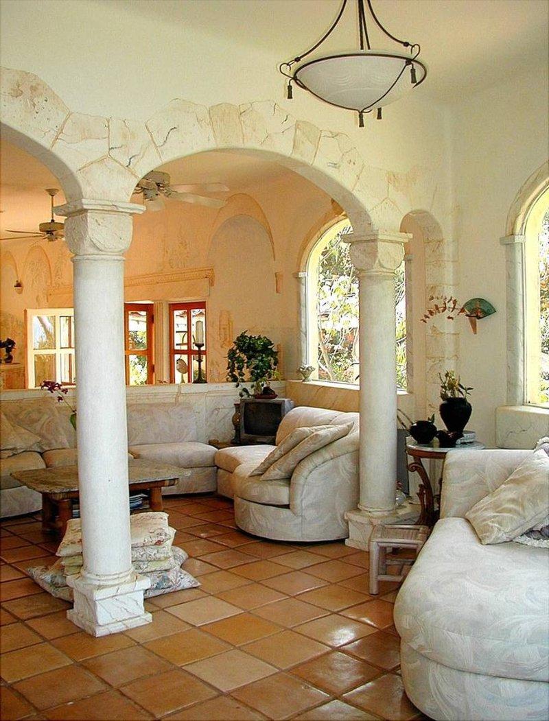 Фото дизайна средиземноморского стиля