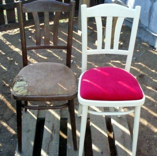 Отремонтировать стулья своими руками 891