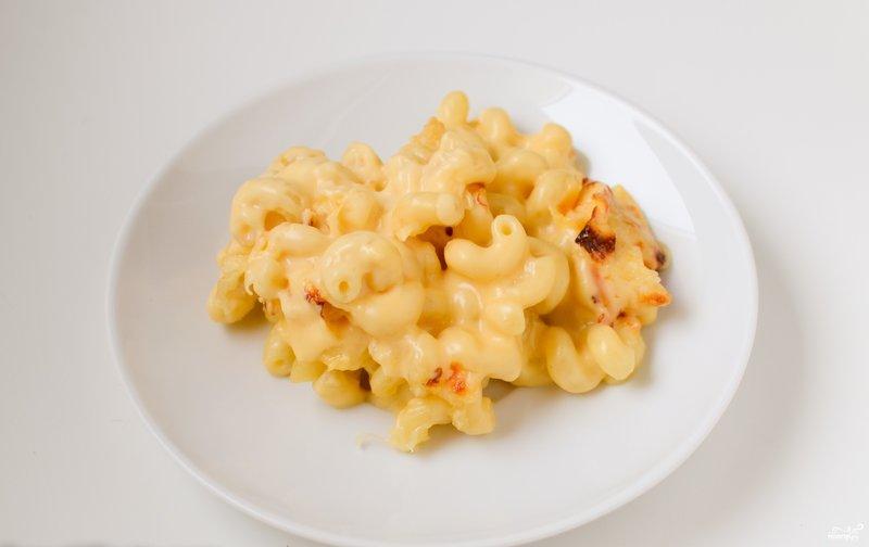 Макароны с сыром рецепт пошагово