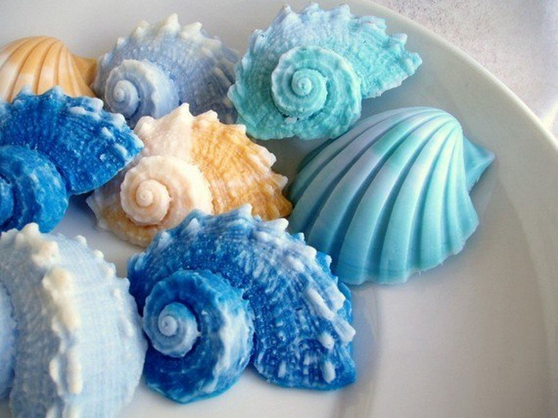 Как сделать необычное мыло ручной работы