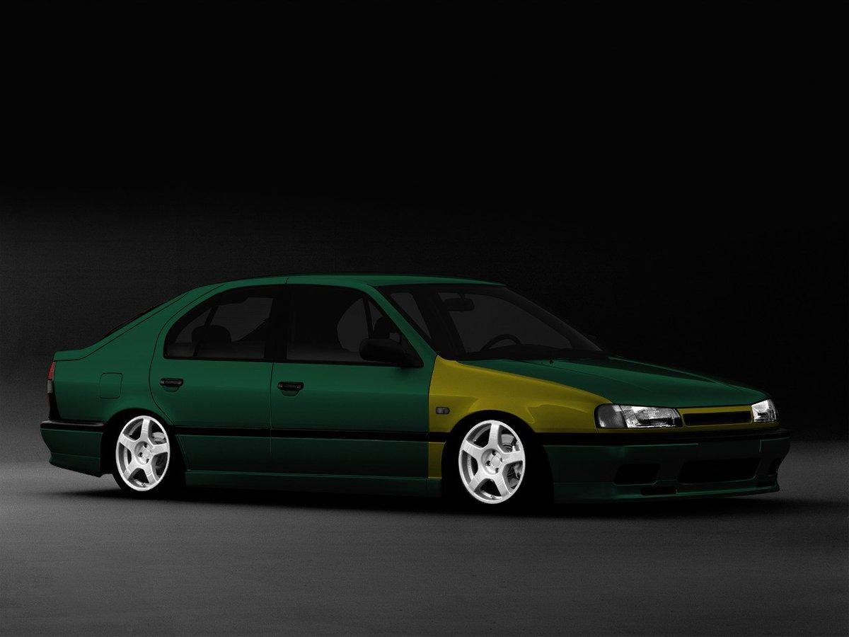 «Тюнинг Nissan Primera» коллекция пользователя anastasiafm 18