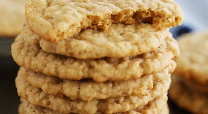 Вкусное овсяное печенье рецепт с фото пошагово