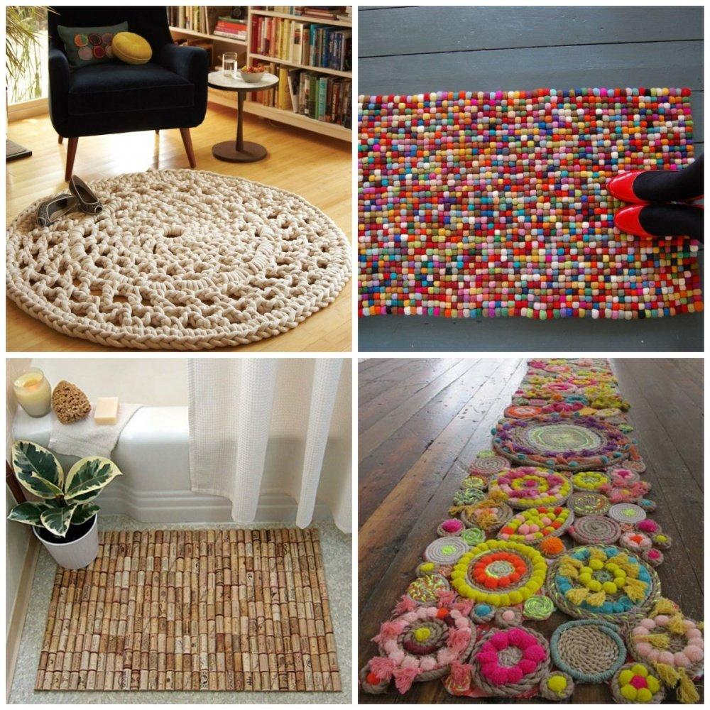 Делаем ковры в домашних условиях 504