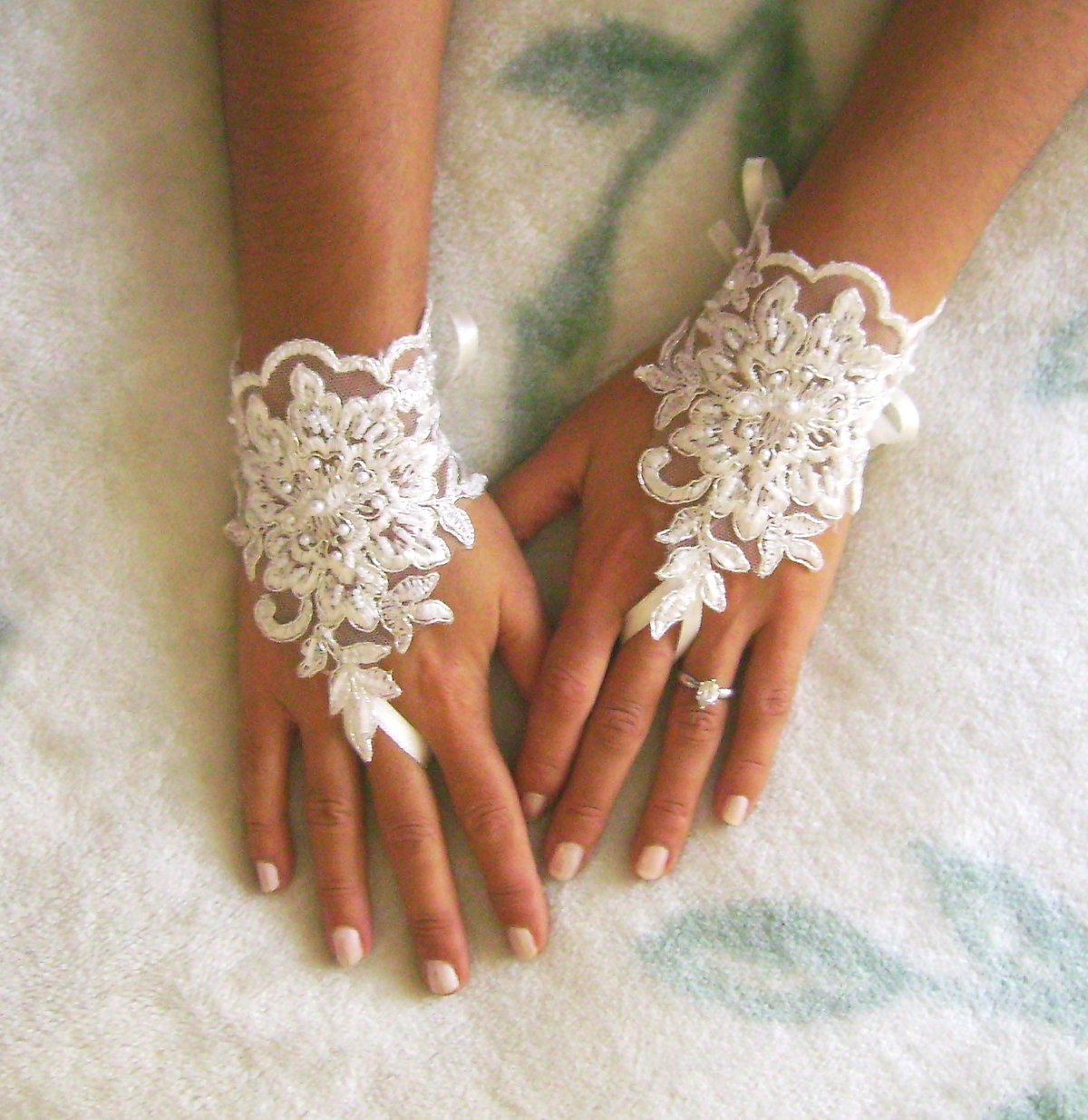Аксессуары на руки своими руками