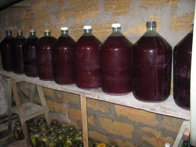 Как в домашних условиях сделать сухое вино из винограда - Как приготовить виноградное вино в домашних условиях?