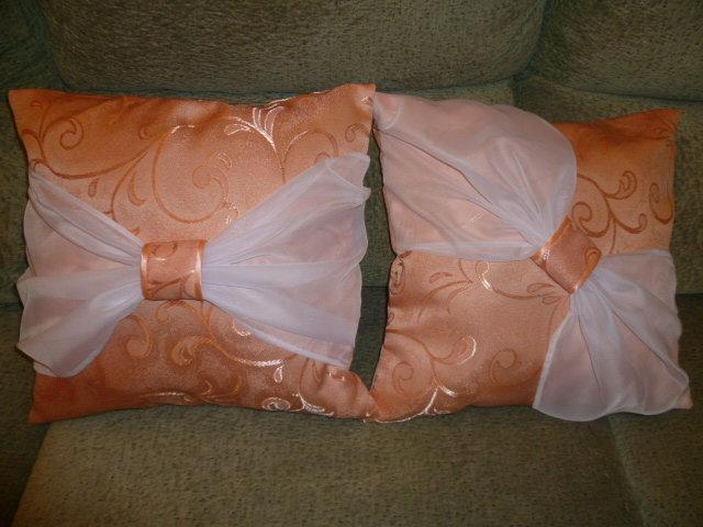 Как сшить подушки декоративные