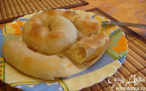 Тесто фило рецепты с пошагово
