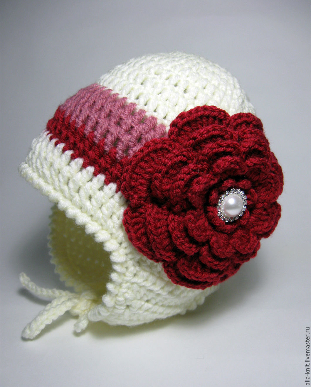 Для девочек Вязание для детей спицами и крючком. - Part 22