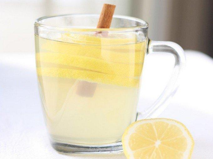 Рецепт напитка из зеленого чая
