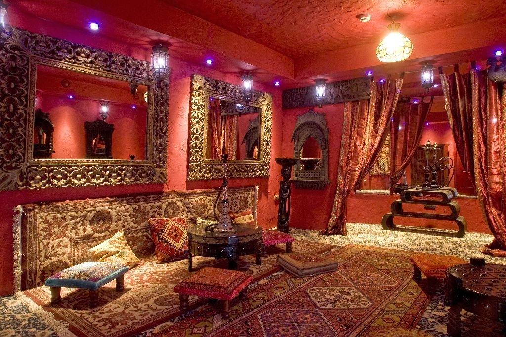 Дизайн интерьера в турецком стиле