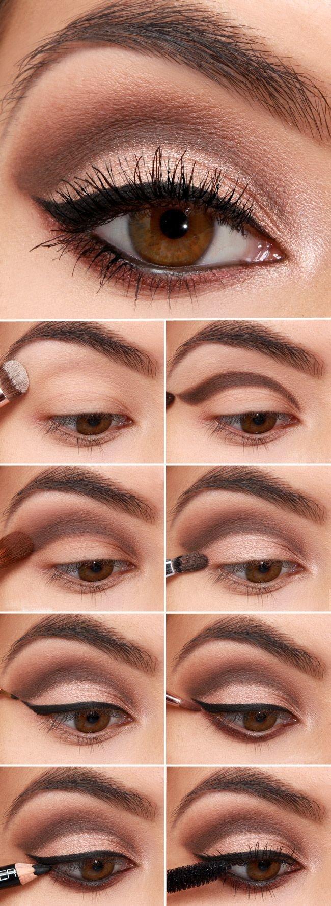 Пошаговая инструкция свадебного макияжа фото