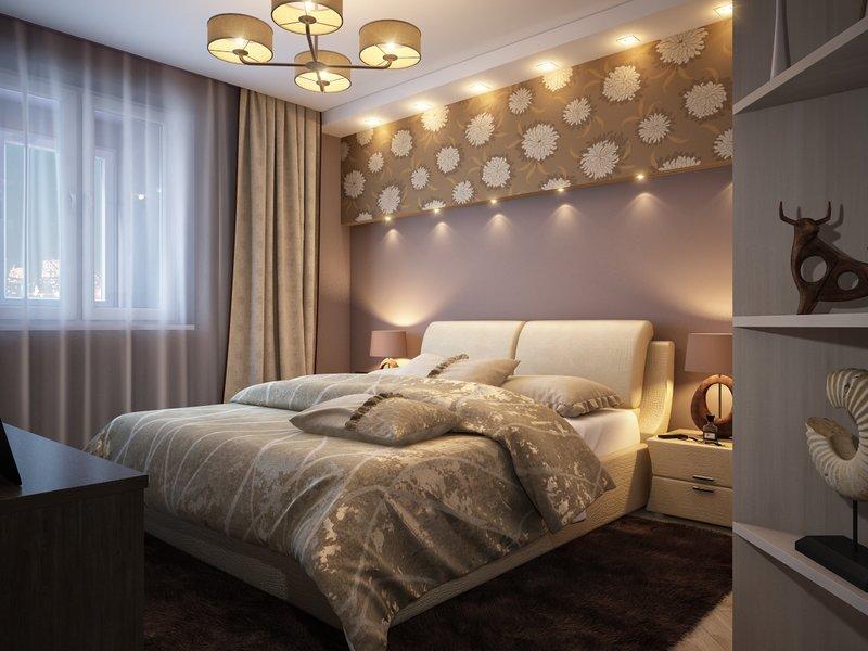 Фото дизайна маленьких спален