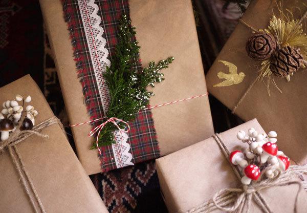 Мастер класс по оформлению подарка