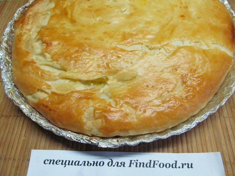 Восточный рецепт с пошагово