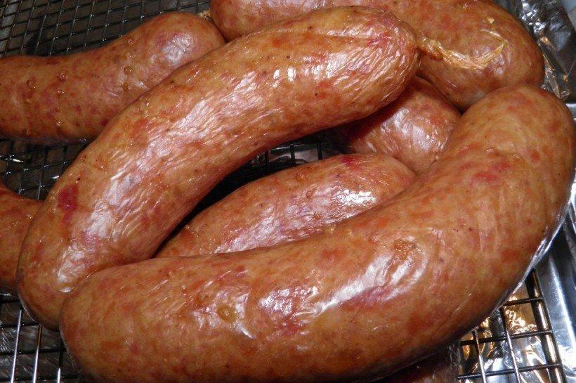 Домашняя колбаса в домашних условиях без кишок