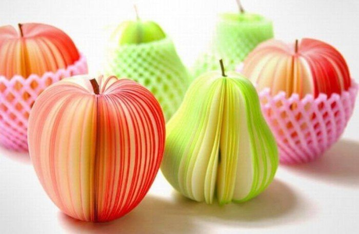 Сделай своими руками фрукты