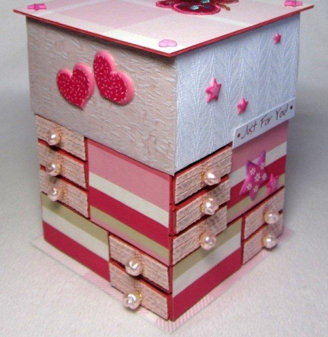 Как сделать из коробков мебель для кукол своими руками 91