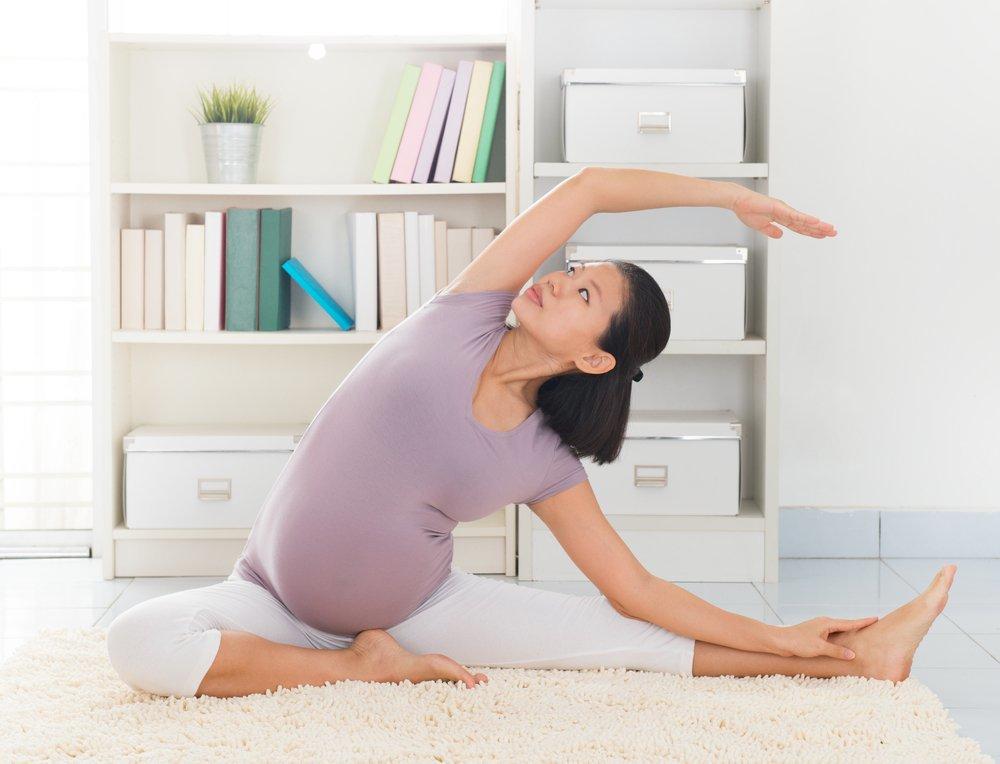 Йога для беременных 2 триместр балашиха 853