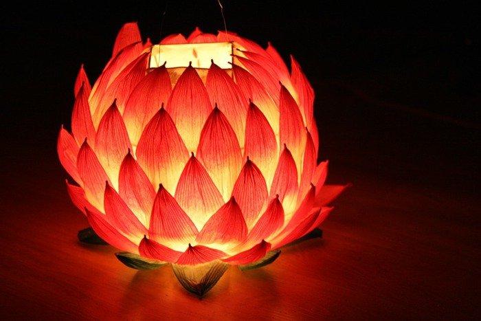 Как сделать китайский фонарь своими руками из бумаги 35
