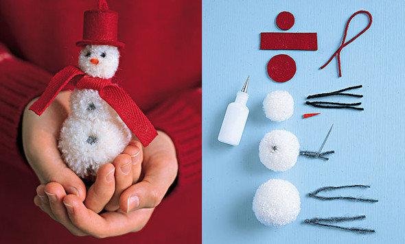 Как сделать своими руками поделку на новый год 2015 - Wolfbrothersm.ru