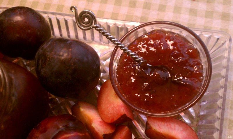 Повидло из яблок и сливы на зиму рецепт с фото в мультиварке