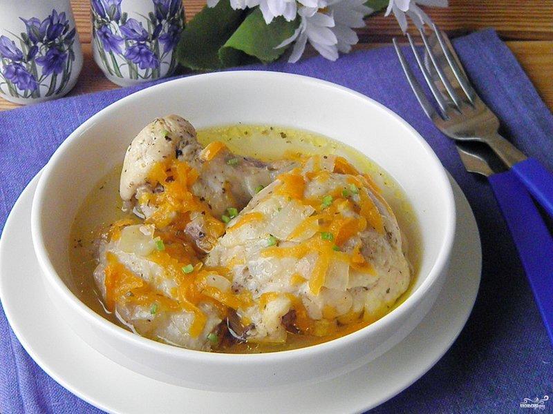Рецепт подливы из курицы с пошагово