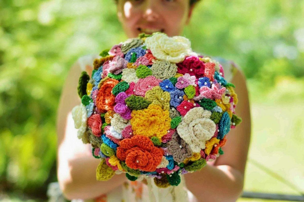 Как сделать цветы своими 52