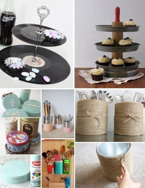 Поделки для дома своими руками декор из подручных материалов фото