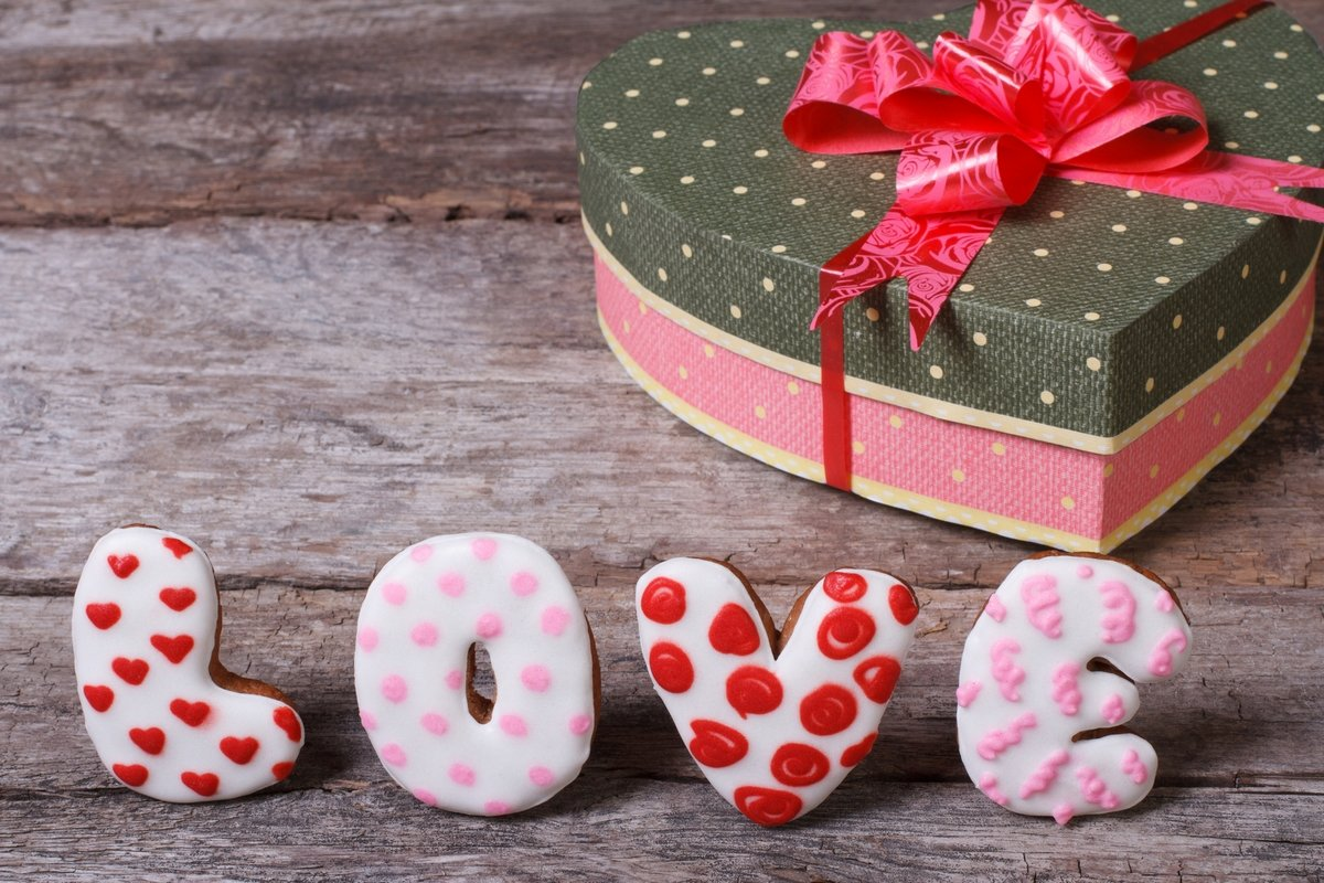 Подарки ко дню влюблённых парню